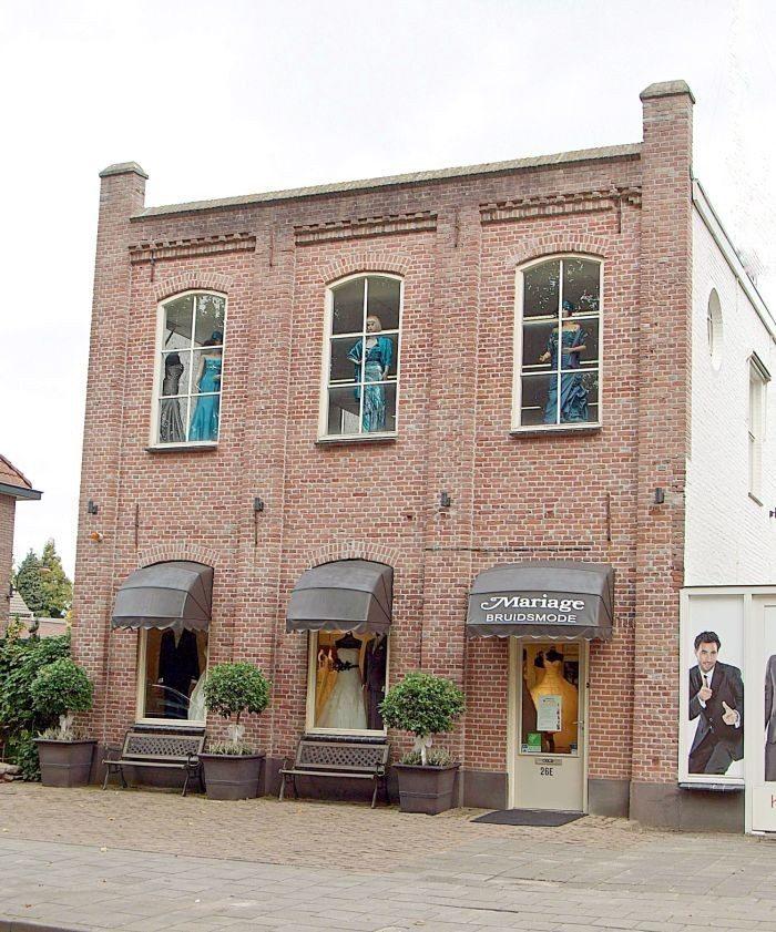 Mariage Bruidsmode winkel pand