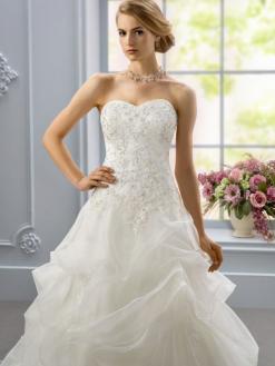 Daulphin, affezione, trouwjurken, bruidsjurk, bruidsmode
