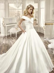 NIAB16017, Nicole Spose, trouwjurken, bruidsjurk, bruidsmode