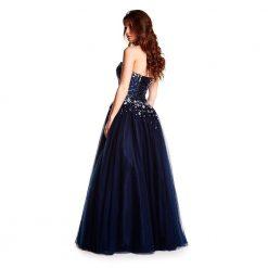 Ruby Prom Galajurk Scarlett Midnight