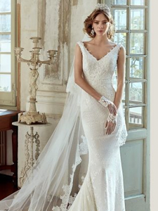 NIAB17046, Nicole Spose, trouwjurken, bruidsjurk, bruidsmode