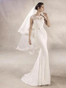 Yuriana, White One, trouwjurken, bruidsjurk, bruidsmode
