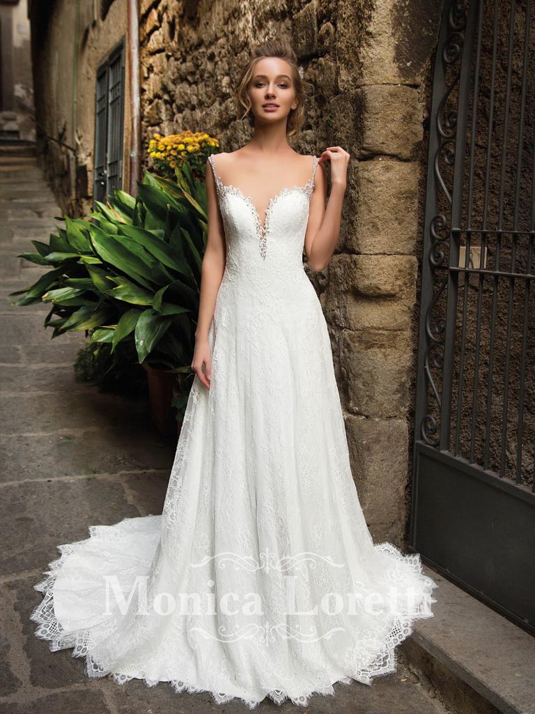 Nency Monica Loretti bruidsmode