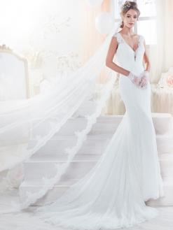Nicole Spose 18256, trouwjurk, bruidmode, 2017/2018