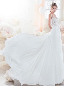 Nicole Spose 18270, trouwjurk, bruidsmode, 2017/2018