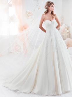 Nicole Spose 18325, trouwjurk, bruidsjurk, bruidsmode