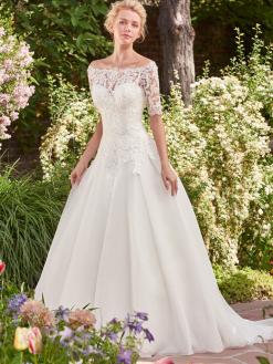 Darlene-Maggie-Sottero trouwjurk bruidsmode 2017 2018