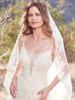 Ida Maggie Sottero trouwjurk bruidsmode 2017 2018
