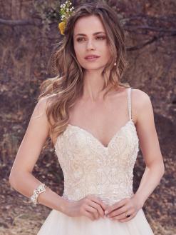 Janessa-Maggie-Sottero bruidsjurk bruidsmode 2017 2018