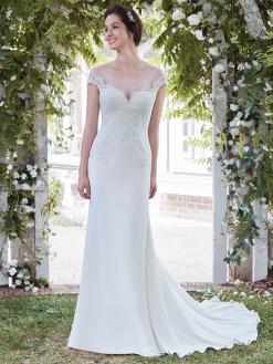 Naomi-Maggie-Sottero trouwjurk bruidsmode 2017 2018