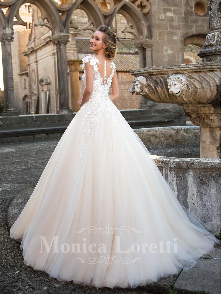 Nilka Monica Loretti bruidsmode collectie 2017 2018