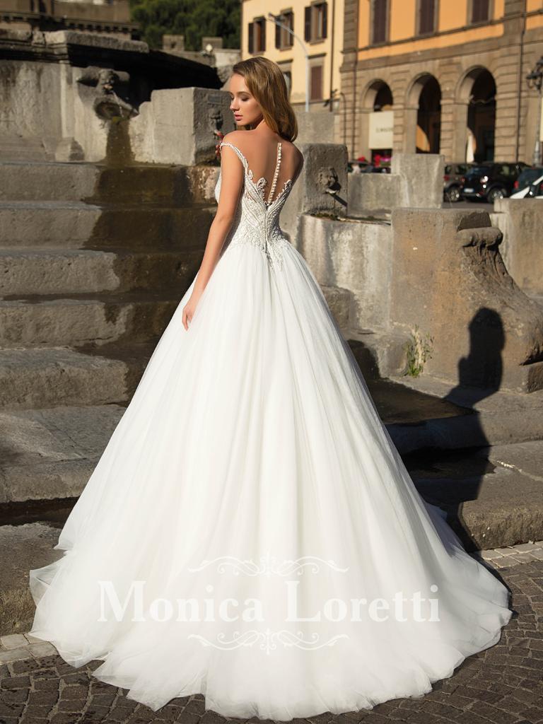 Olivo-Monica-Loretti bruidsmode trouwjurk collectie 2017 2018