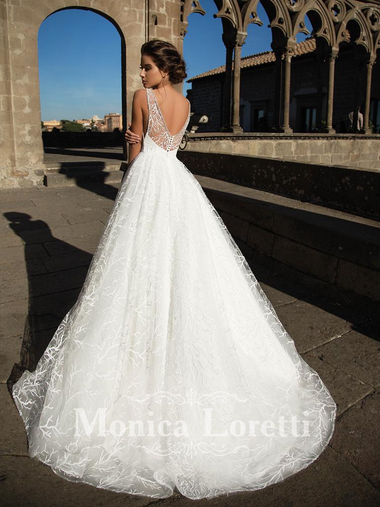 Olvera-Monica-Loretti Bruidsmode trouwjurk collectie 2017 2018