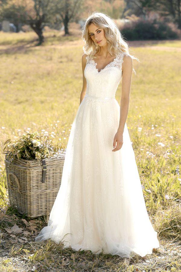 Ladybird 318068, trouwjurk, bruidsjurk, bruidsmode