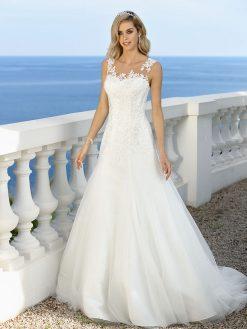 418017 Ladybird, trouwjurk, bruidsjurk, bruidsmode