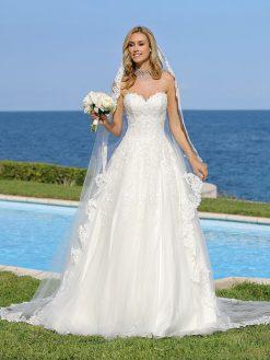 418057 Ladybird, trouwjurk, bruidsjurk, bruidsmode