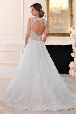 6458 Stella York, trouwjurk, bruidsjurk, bruidsmode