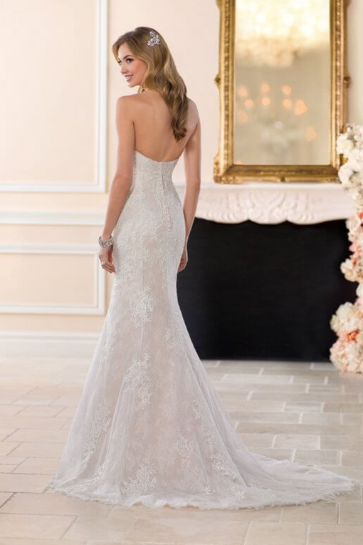 6460 Stella York, bruidsmode, bruidsjurk, trouwjurk