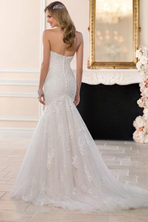 6470 Stella York, bruidsmode, bruidsjurk, trouwjurk