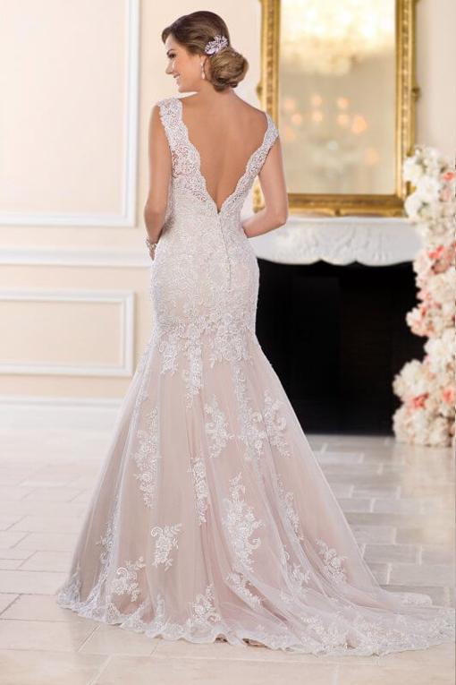 6525 Stella York, bruidsmode, bruidsjurk, trouwjurk