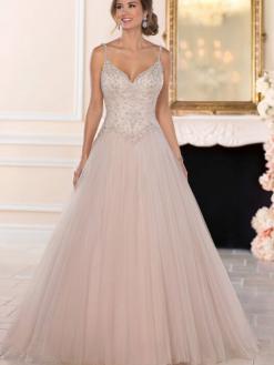 6558 Stella York, bruidsmode, bruidsjurk, trouwjurk