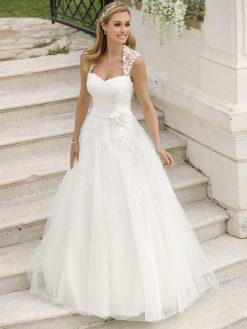 Ladybird 718008, trouwjurk, bruidsjurk, bruidsmode, trouwen