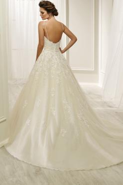 69210 Mori Lee, bruidsjurk, trouwjurk, bruidsmode
