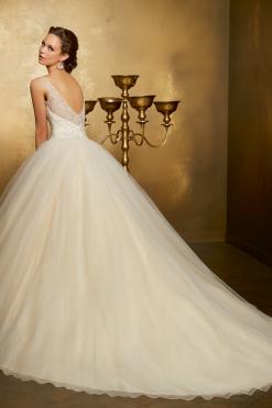 51323 Mori Lee, bruidsjurk, trouwjurk, bruidsmode