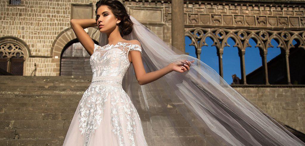 Monica Loretti, trouwjurken, bruidsjurken, italiaanse trouwjurken, europese trouwjurken, haute couture trouwjurken