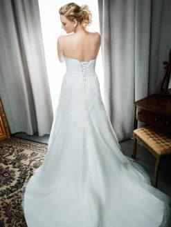 3400 Kenneth-Winston, trouwjurk, bruidsjurk, bruidsmode