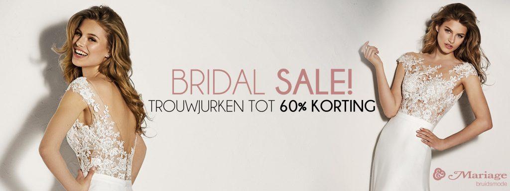 Bridal sale 2018, uitverkoop jurken, bruidsjurken sale, goedkope bruidsjurken