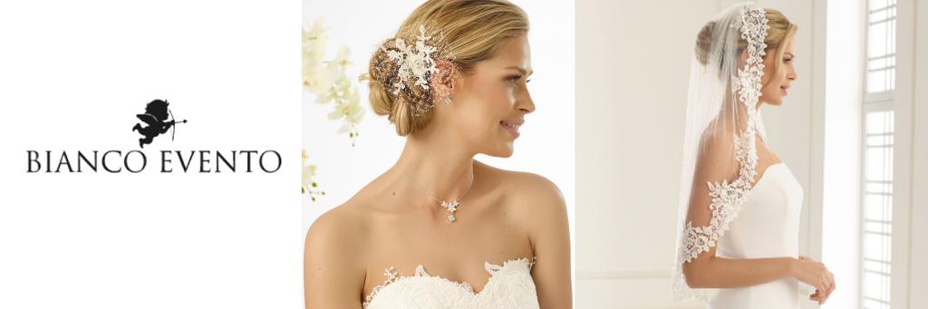 bruidsaccessoires, bianco bridal, bianco evento, poirier, sluiers, bolero, haaraccessoires, schoenen