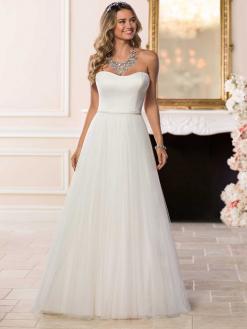 6594 Stella York, trouwjurk, bruidsjurk, bruidsmode