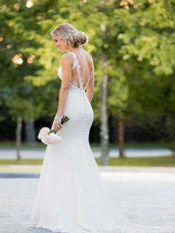 6610 Stella York, trouwjurk, bruidsjurk, bruidsmode