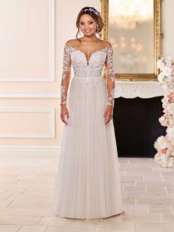 6646 Stella York, trouwjurk, bruidsjurk, bruidsmode