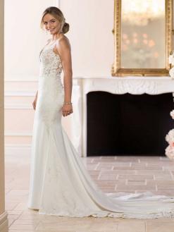 6648 Stella York, trouwjurk, bruidsjurk, bruidsmode