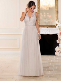 6707 Stella York, trouwjurk, bruidsjurk, bruidsmode