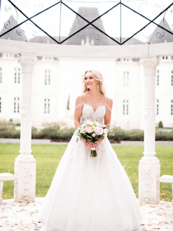 6732 Stella York, trouwjurk, bruidsjurk, bruidsmode