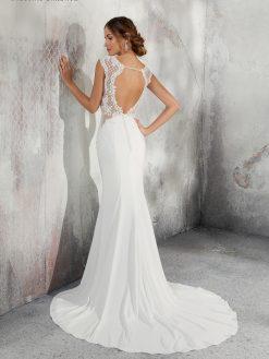 Morilee 5688 trouwjurk, bruidsjurk, trouwen, verloofd, bruidsmode, trouwzaak, bruidszaak, trouwjurken 2019