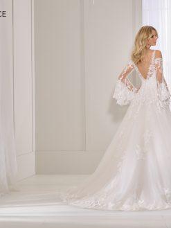 Morilee 69353 trouwjurk, bruidsjurk, trouwen, verloofd, bruidsmode, trouwzaak, bruidszaak, trouwjurken 2019
