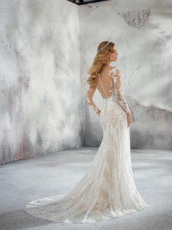 Morilee 8276 trouwjurk, bruidsjurk, trouwen, verloofd, bruidsmode, trouwzaak, bruidszaak, trouwjurken 2019
