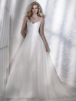 Femme White One, trouwjurk, bruidsjurk, trouwen, verloofd, bruidszaak, mariage bruidsmode
