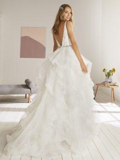 Olton White One, trouwjurk, bruidsjurk, trouwen, verloofd, bruidszaak, mariage bruidsmode;