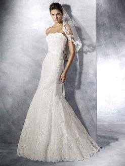 Tamara White One, trouwjurk, bruidsjurk, trouwen, verloofd, bruidszaak, mariage bruidsmode;