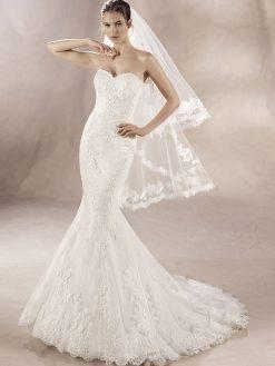 Yumei White One, trouwjurk, bruidsjurk, trouwen, verloofd, bruidszaak, mariage bruidsmode;
