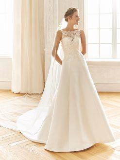 Benjamin La Sposa, trouwjurk, bruidsjurk, trouwen, verloofd, bruidszaak, mariage bruidsmode;