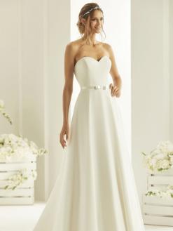 Harmonia, Bianco Bridal, Bianco Evento, trouwjurk, bruidsjurk, trouwen, verloofd, bruidszaak, mariage bruidsmode, goedkope trouwjurken, outlet trouwjurken, voordelige trouwjurken.