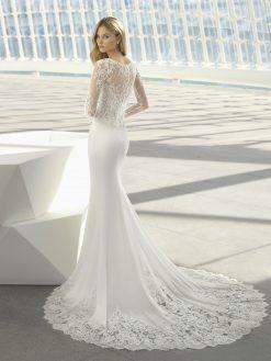 Dalia, Rosa Clara, trouwjurk, bruidsjurk, trouwen, verloofd, bruidszaak, mariage bruidsmode;