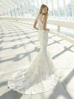 Daric, Rosa Clara, trouwjurk, bruidsjurk, trouwen, verloofd, bruidszaak, mariage bruidsmode;
