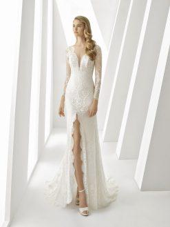 Davy, Rosa Clara, trouwjurk, bruidsjurk, trouwen, verloofd, bruidszaak, mariage bruidsmode;